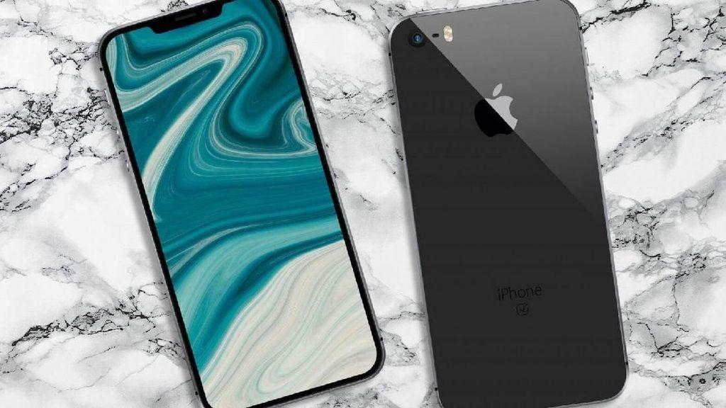 Ponsel Murah Apple Disebut iPhone 9?
