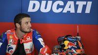 Kasihan Jack Miller, Bokongnya Kedinginan di MotoGP Qatar