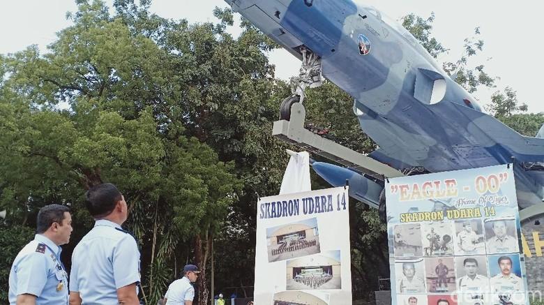 36 Tahun Jaga RI, Pesawat Tempur F-Tiger Dipensiunkan