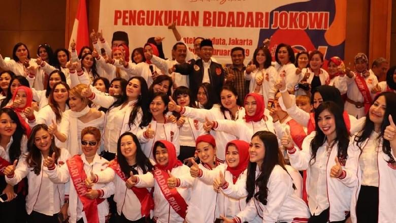 TKN Dukung Relawan Jokowi yang Tolak RUU Permusikan