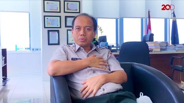 Raisa... Pak Sutopo Ngucapin Selamat Nih Buat Kamu
