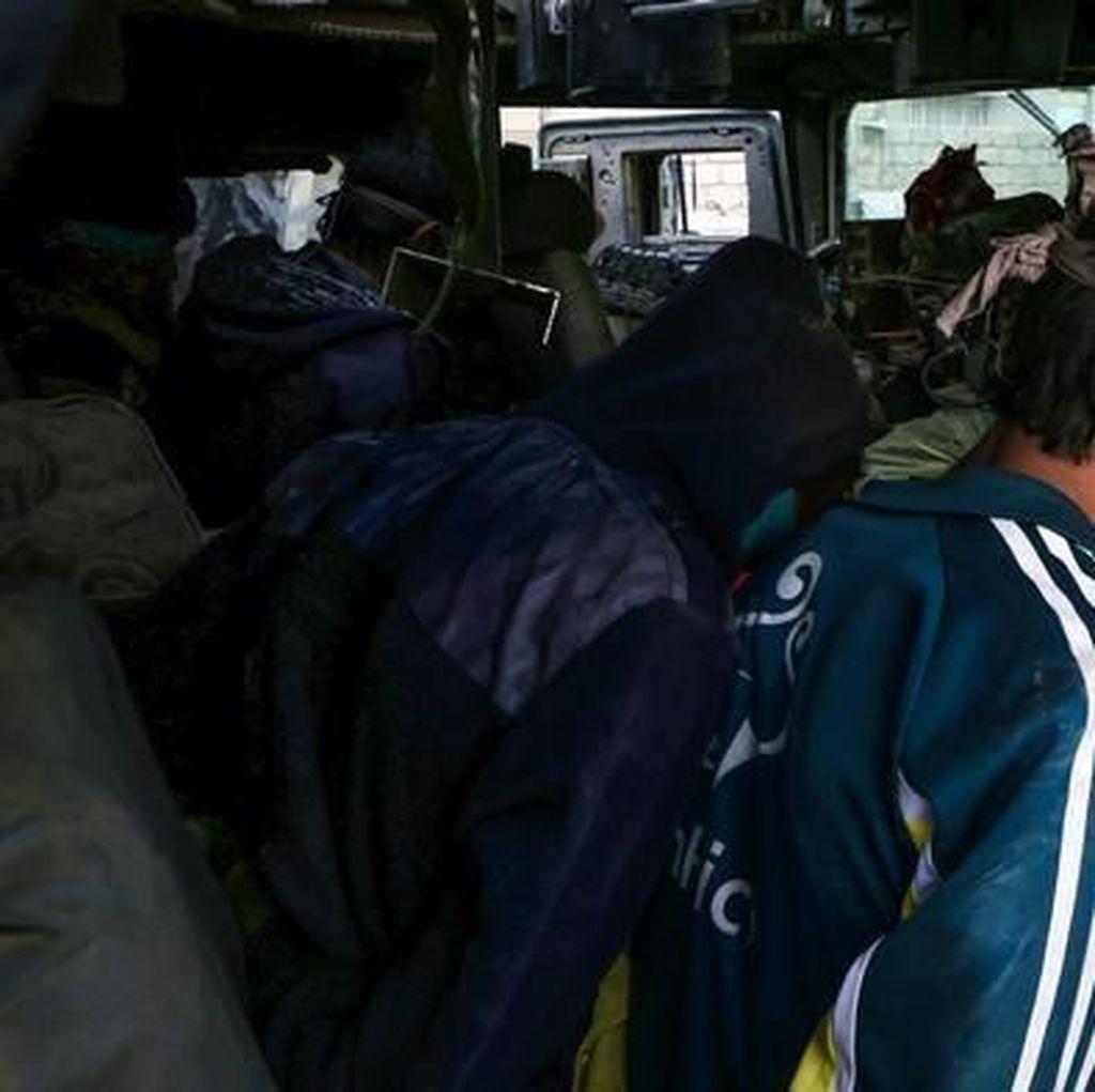 Terkepung di Kantong Terakhir di Suriah, ISIS Tahan 2 Ribu Warga