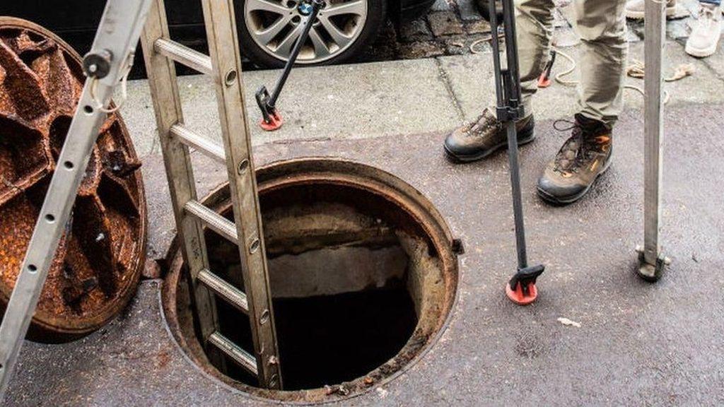 Gali Terowongan di Selokan, Pencuri Berhasil Bobol Bank Belgia