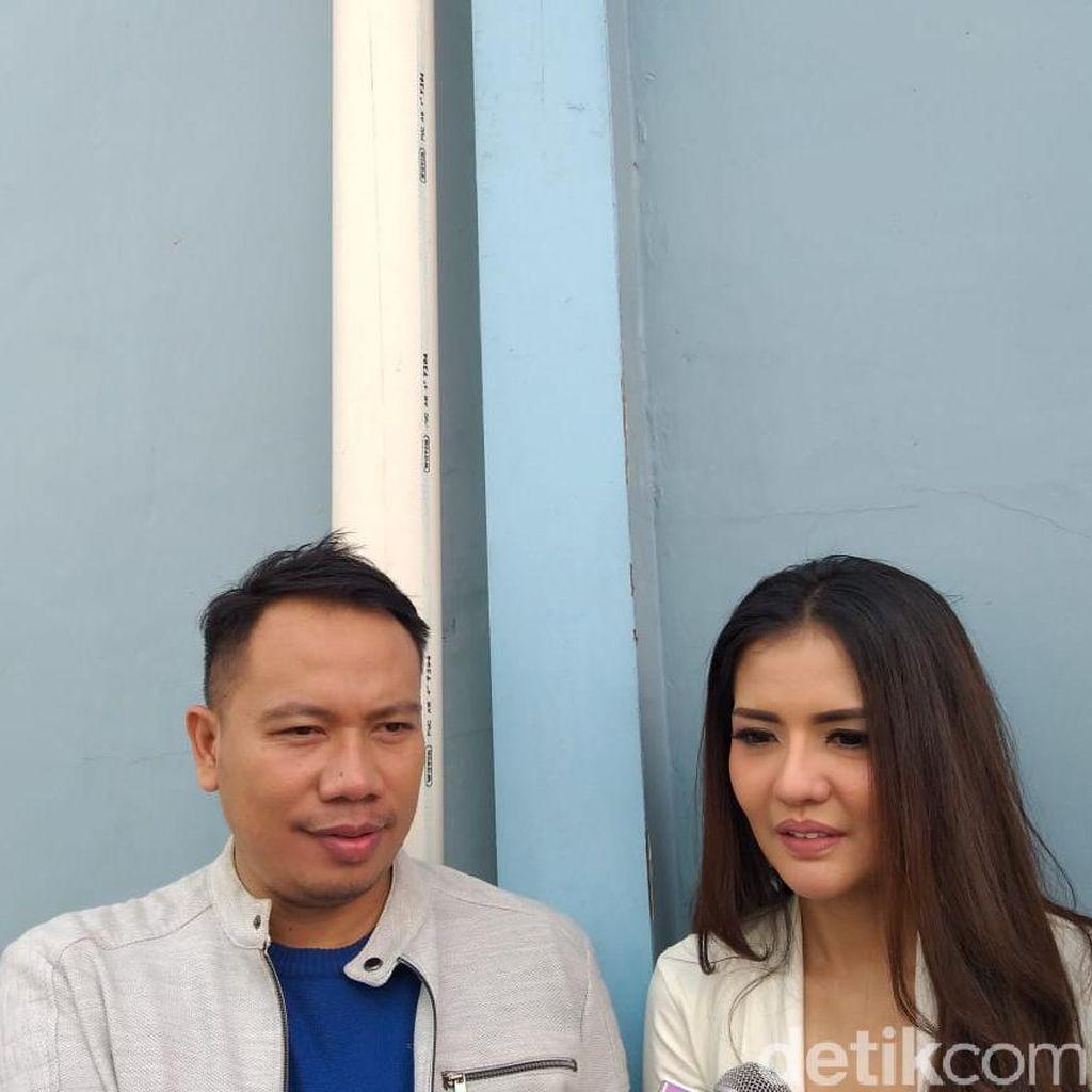 Sensasi Terus! Nembak Anggia Chan, Vicky Prasetyo Terjun dari Lantai 1