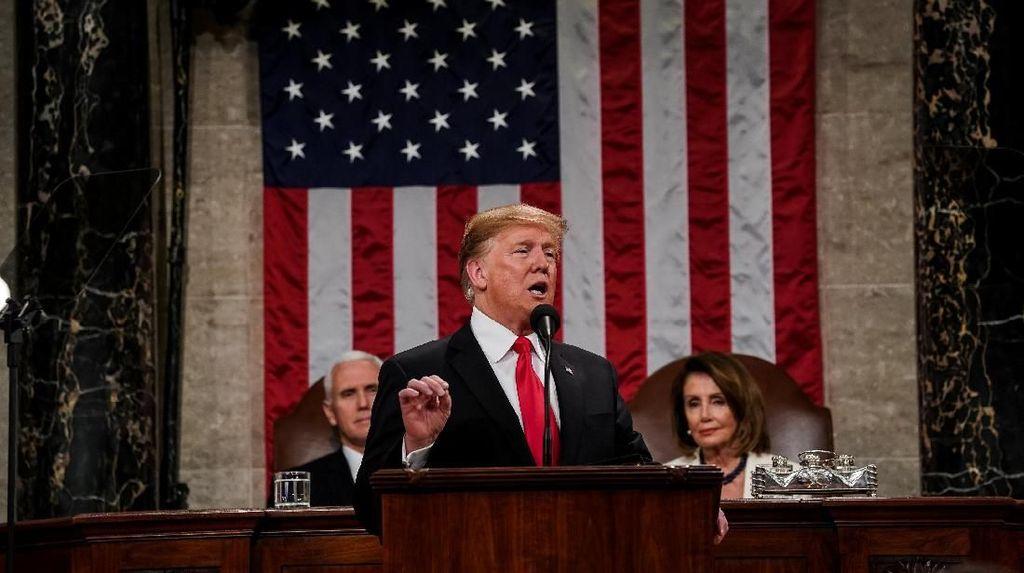 Trump Perintahkan Jajarannya Hindari Konfrontasi Militer dengan Iran