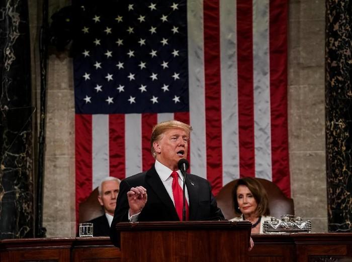 Donald Trump. Foto: Doug Mills/Pool via REUTERS