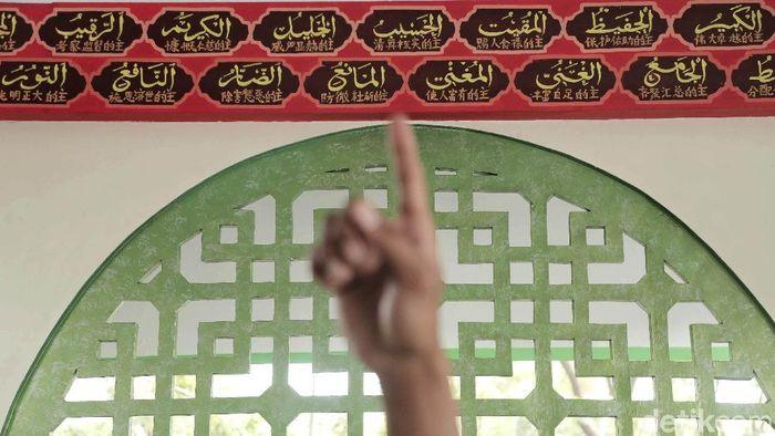 Ilustrasi Masjid Foto: Pradita Utama