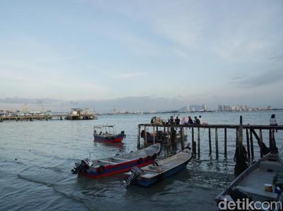 Kampung Nelayan di Penang yang Diakui UNESCO