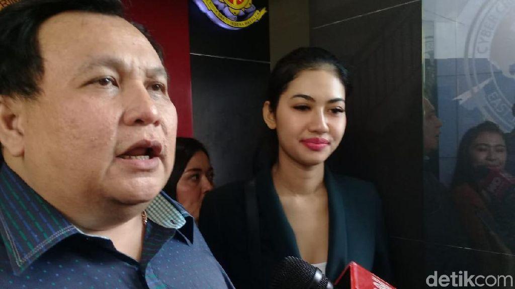 Della Marah Nama Perez Dicatut Terkait Dugaan Prostitusi Online