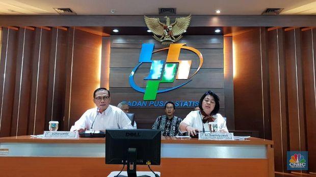 Ekonomi Indonesia 2018 Capai Rp 14.837,4 T, Ini Komposisinya