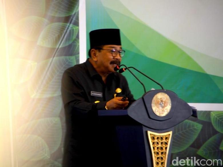 Gubernur Soekarwo Punya Alasan Belum Nyatakan Jatim KLB DB