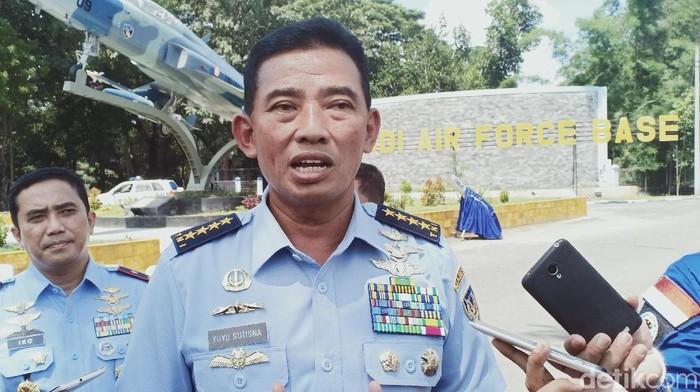 Kepala Staf Angkatan Udara, (Kasau) Marsekal TNI Yuyu Sutisna