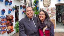 Intip Momen Kedekatan Chairul Tanjung dengan Putrinya