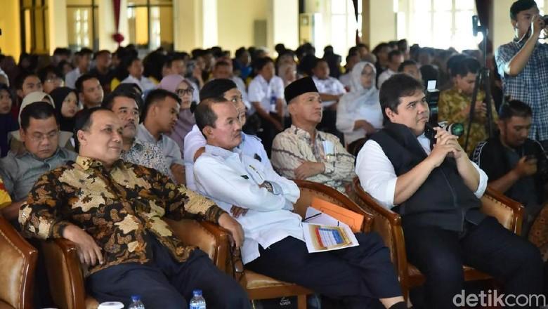 Foto: Jumpa Pers Palembang Sport Tourism (Raja Adil Siregar/detikTravel)