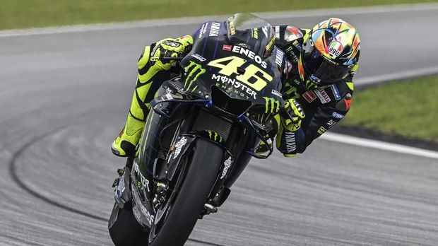 Valentino Rossi Lebih Senang Balapan Zaman Dulu