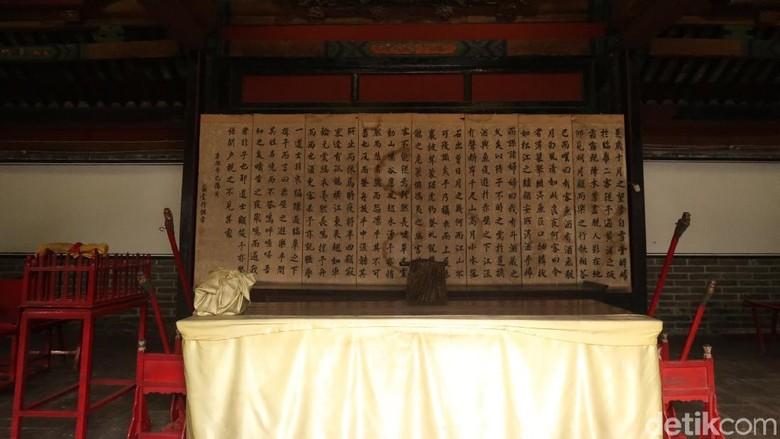 Pengadilan di Confucius Mansion (Bonauli/detikTravel)