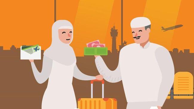 2 Alasan Ongkos Haji Bakal Naik Jadi Rp 44,3 Juta/Jemaah