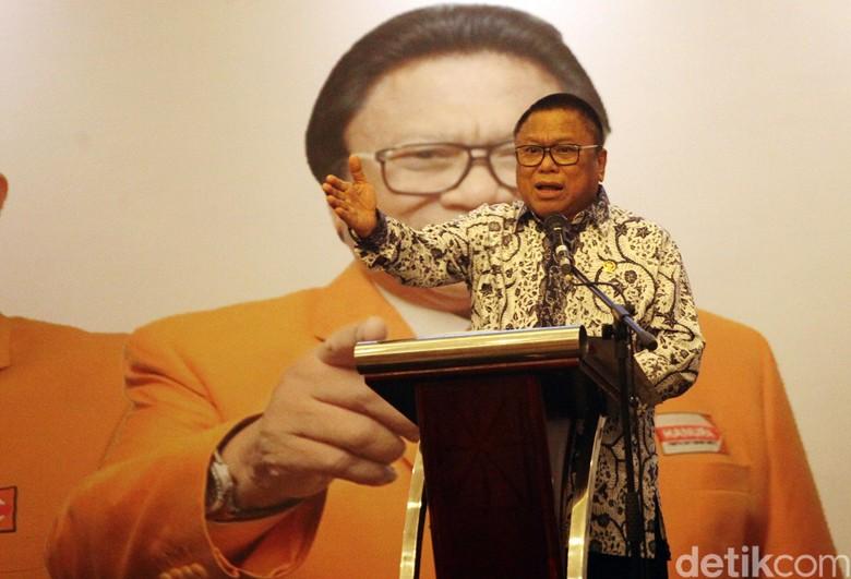 Sosialisasi 4 Pilar di Padang, OSO Ajak Mahasiswa Perangi Hoax