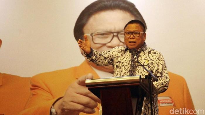 Oesman Sapta Odang (Lamhot Aritonang/detikcom)