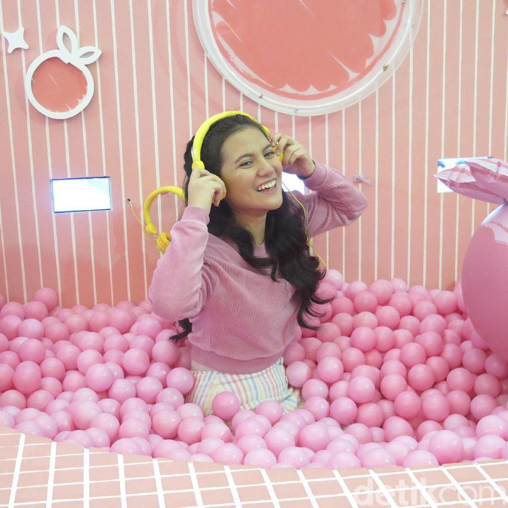Mantap! Netizen Puji Marsha Aruan sebagai Ratu TikTok