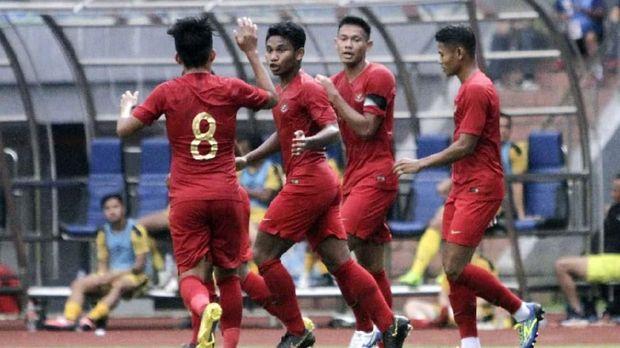 Timnas Indonesia U-22 terakhir akan menghadapi Madura United di laga uji coba.