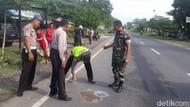 Polisi Rembang Tewas Kecelakaan di Depan Polsek Usai Bertugas