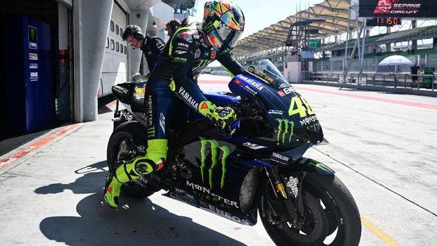 Valentino Rossi meyakini Yamaha punya potensi merebut gelar juara dunia MotoGP 2019.