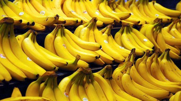 Pisang jadi buah tepat yang dimakan di saat yang salah.