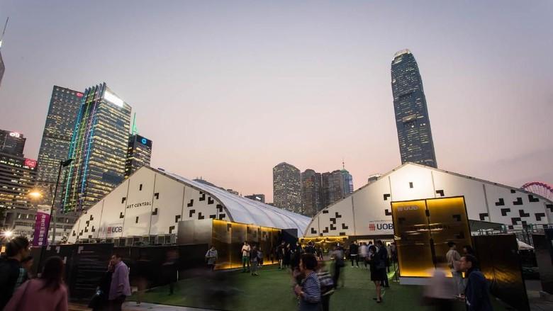 107 Galeri Mancanegara Ikuti Art Central Hong Kong, Siapa yang Menonjol? Foto: Jacquie Manning/ Art Central HK