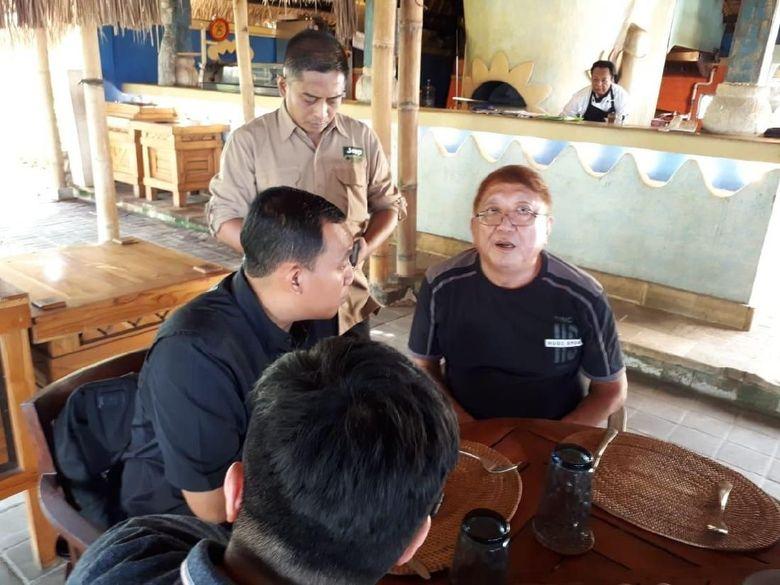 Ini Detik-detik Penangkapan Koruptor Rp 119 Miliar di Bali