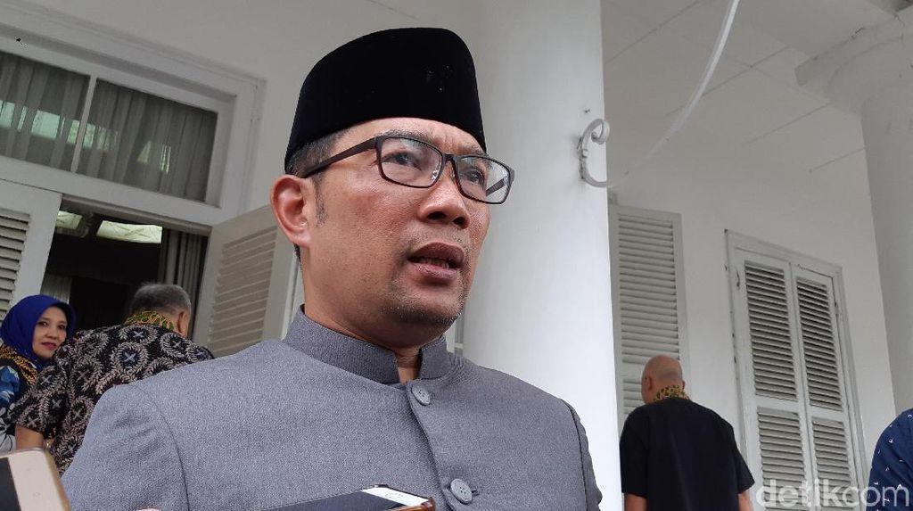 Wow! Ridwan Kamil Bakal Buat Taman Dilan di Bandung