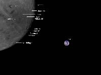 Satelit China Pamer Sisi Gelap Bulan dan Bumi Bulat
