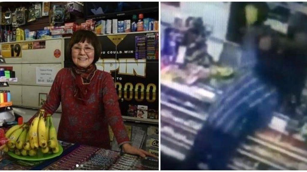 Keren! Wanita 69 Tahun Ini Lawan Rampok Hanya dengan Pisang