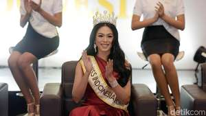 Ariska Putri Pertiwi Sabet Dua Gelar di Miss Grand International 2016