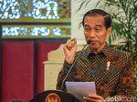 Soal Berita Ahok Gantikan Maruf?, Jokowi: Tak Mungkin, Jangan Fitnah