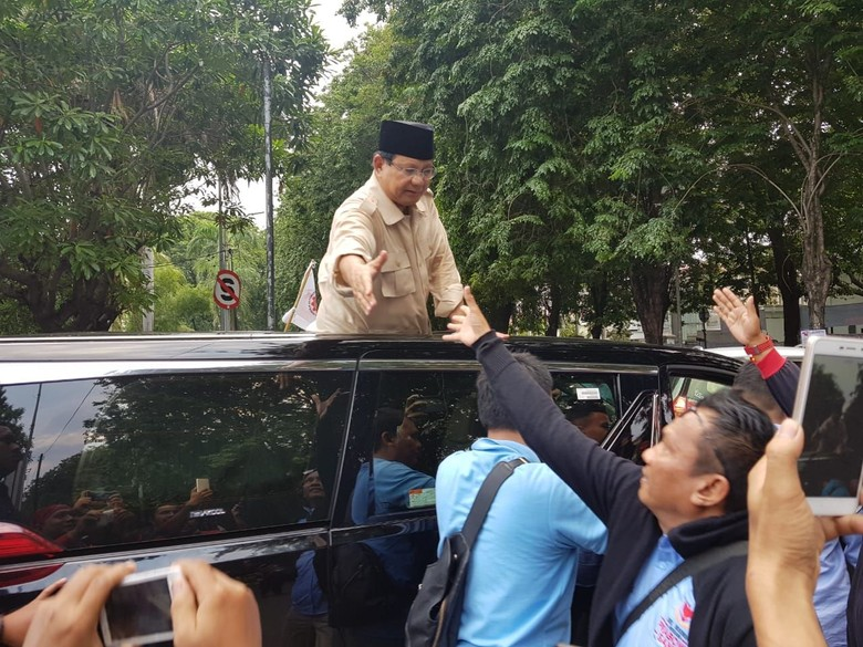 Gerindra: Prabowo Pinjam Uang ke Bank untuk PT Kiani Kertas