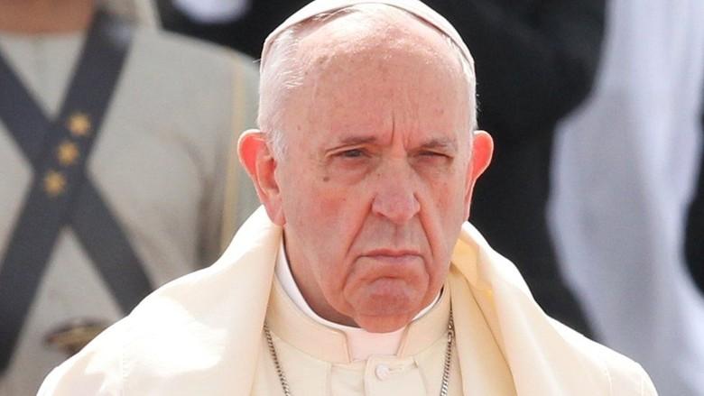 Paus Fransiskus Akui Kasus Biarawati Dijadikan Budak Seks oleh Pastor