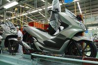 Skutik Honda PCX