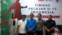 Kemenpora Geber Seleksi untuk Timnas U-15 ke Iber Cup