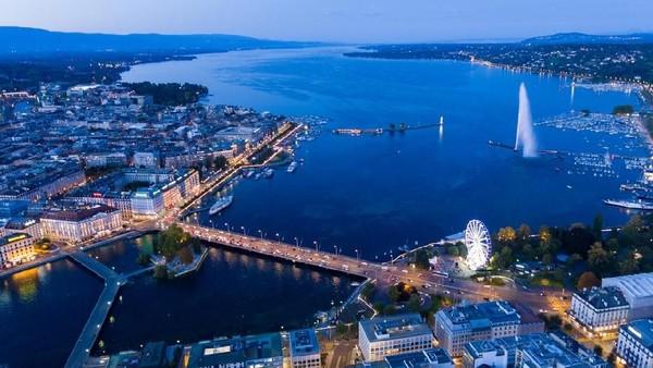 Di kota di mana Anda singgah pasti memiliki biaya hidup rendah hingga tinggi. Kota termahal kedua adalah Jenewa, Swiss dengan biaya harian USD 716 (iStock)