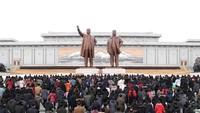Negara komunis Korea Utara, menduduki posisi ke-80 (KCNA via Reuters)