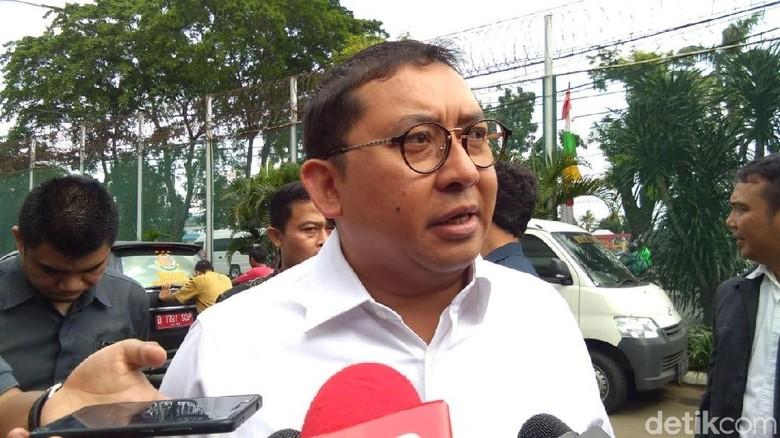 Muchdi PR Pro-Jokowi, Fadli: Nggak Ngaruh, Jenderal Hebat Gabung Kami