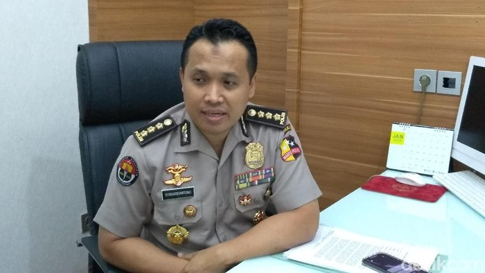 Kabag Penum Divisi Humas Polri Kombes Syahar Diantono