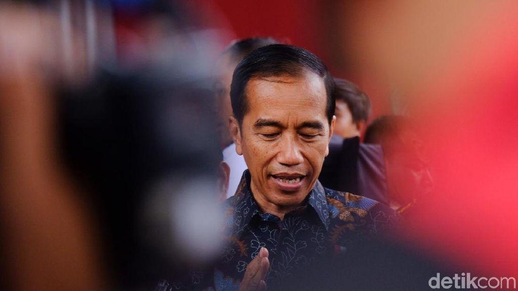 Jokowi Denda 11 Perusahaan Rp 18 T, Ini Datanya