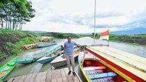 Sandiaga: Potensi Wisata Indonesia Belum Dikembangkan Maksimal