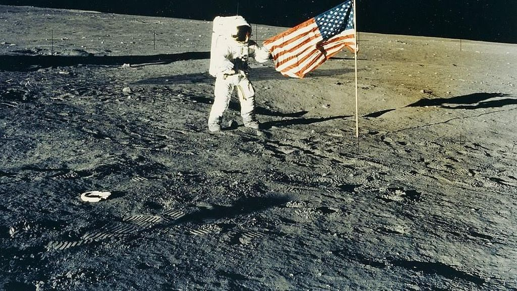 NASA Butuh Tambahan Dana untuk Ongkos ke Bulan, Berapa?