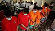 Polisi Ringkus 7 Pelaku Pengedar Obat Terlarang Golongan G