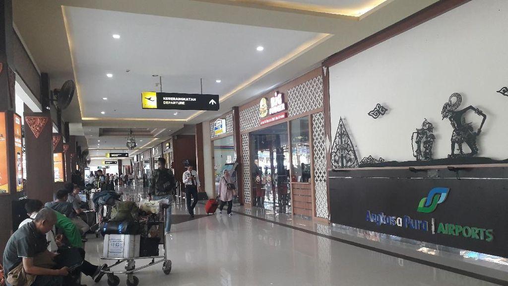 1.046 Penerbangan di Adisutjipto Dibatalkan Sepanjang Januari 2019