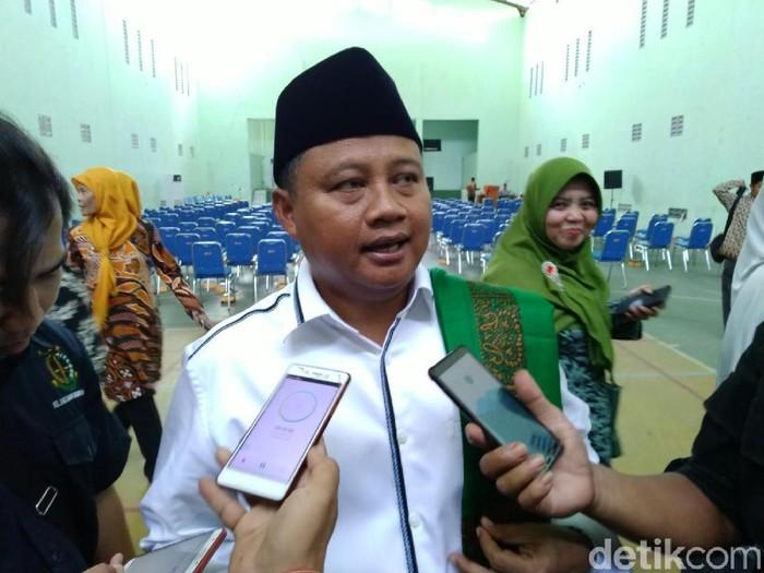 Wagub Jabar Uu Ruzhanul Ulum (Foto: Dadang Hermansyah/detikcom)