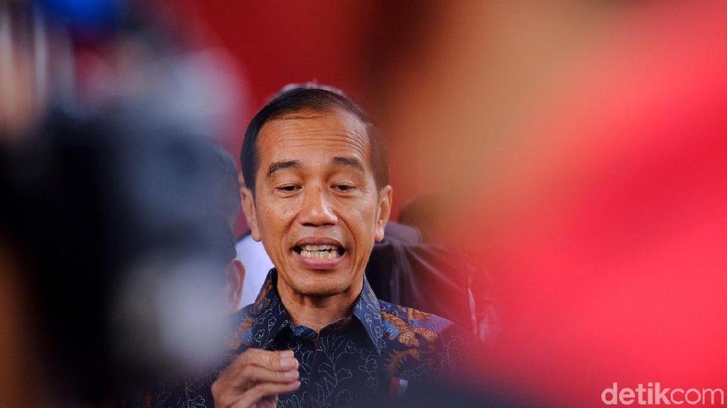 Gelontorkan Dana Desa Rp 187 T, Jokowi: 191.000 Km Jalan Dibangun
